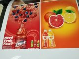 Impresora de Digitaces del Eco-Solvente Xaar1201 X6-2208xb