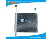 A/C de cambiador de calor automático del sistema evaporador