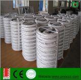 ألومنيوم [ويندووس] دائريّ زجاجيّة يجعل في الصين