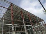 Vertientes baratas del almacenaje del metal de la venta caliente de la estructura de acero