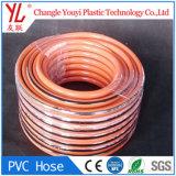 Mangueira de PVC flexível de fibra reforçada