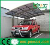 Tettoie di parcheggio di veicolo di protezione della struttura della lega di Aluminuim del tetto di Polycarboante forti (134CPT)