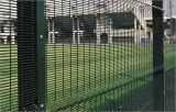 Beschichtetes Kurbelgehäuse-Belüftung Anti-Klettern den 358 Ineinander greifen-Zaun