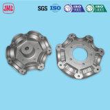 La precisione della lega di alluminio le parti della pressofusione con elaborare lavorante di CNC