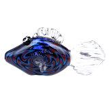 Труба ложки стеклянной трубы руки рыб трубы водопровода трубы стеклянной стеклянной стеклянная