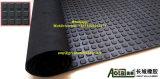 Le confort de l'élevage antiglisse/animal/cheval/vache stable avec du tissu d'insertion de plancher de caoutchouc
