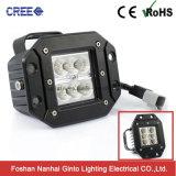 Eua Hot Spot 24W/LED de montagem embutida de inundação da luz de trabalho (GT1022A-24W)