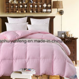 Di Downproof del cotone Comforter giù per estate /Winter/Spring/Autumn