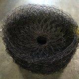 Cesta de alambre de la bola de raíz del cuarto de niños de árbol