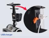 高品質の無効および年配者のための安く電気四輪移動性のスクーター