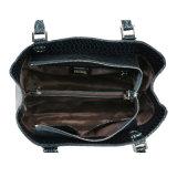Borse europee del cuoio del coccodrillo di disegno per le collezioni dei sacchetti delle donne