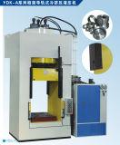 El impacto de la máquina de extrusión extrusión en frío de la máquina para tubo de aluminio