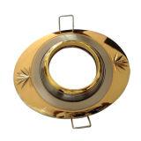 Het Maximum 50W 12V G5.3 Gouden Downlight Frame van het zink MR16 (MR16DL291)