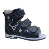 SGS Certiedの優美の広州Healthshoesの子供の整形外科のサンダルの調節可能な靴