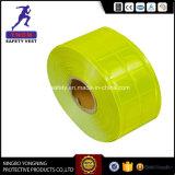 Material reflexivo/fita do PVC para a roupa da segurança