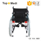 전기 휠체어 가격을 접혀 자동적인 라이트급 선수가 Topmedi에 의하여 핸디캡을 붙였다