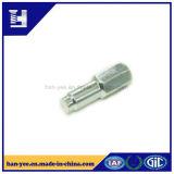 Personalizada Materias primas utilizadas Plating Pin Fasteners