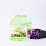 Aloe Vera et vitamine E Gel antibactérien antibactérien hydratant pour les mains