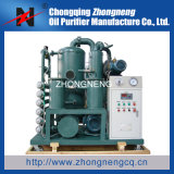 Zyd High Efficient Deteriorated Transformer Oil Processing Plant, Purificateur d'huile isolant