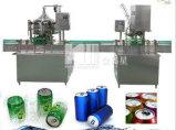 Machine automatique de remplissage d'étain / équipement de bouteille de jus ou de boisson