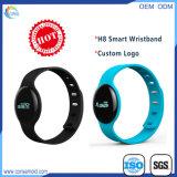 Inseguitore astuto di attività del Wristband H8 del USB Bluetooth