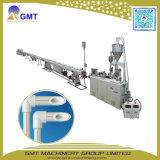 Extrusora plástica de alta velocidade da costa dobro da tubulação do Pert de PPR que faz a máquina