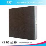 Hohe Helligkeit SMD LED Bildschirme, IP65 P6 Anschlagtafel 1r1g1b bekanntmachend im Freienbekanntmachensled
