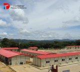 Het Prefab Modulaire Huis van uitstekende kwaliteit van de Container van het Bureau van de Bouw