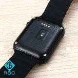 Gps-intelligentes Telefon Bluetooth intelligente Uhr mit SIM Einbauschlitz