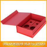 Hight Cantidad cierre magnético cartón Caja de papel de regalo
