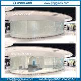 切替可能な薄板にされたスマートなガラスプライバシーガラス電子薄暗くなるガラス