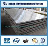 Feuille d'acier inoxydable ASTM TP304 de qualité supérieure
