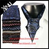 Manera impresa seda del pañuelo de la alta manera el 100% para los hombres