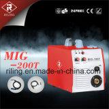 Máquina de soldadura de IGBT MIG (MIG-160T/180T)