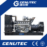 Diesel do frame aberto 15kVA Perkins que gera (GPP15)