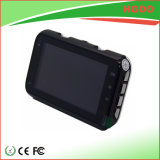 Carro DVR 1080P de Dashcam do carro da cor branca mini