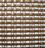 Rete metallica decorativa tessuta dell'acciaio inossidabile