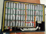 Paquete Telecom 48V 100ah de la batería de almacenaje de energía del litio