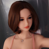 Кукла секса силикона большой девушки куклы 158cm влюбленности груди японской реалистическая