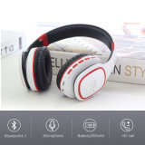 Byunite Hh-Bt-56 universel au-dessus de l'entrée aux. de Bluetooth 4.1 d'écouteur d'oreille de stéréo de Haedphones de FT de lecteur MP3 sans fil de carte