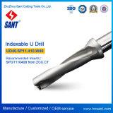 Trivello Ud40 di U. Sp11.410. W40 dagli strumenti Drilling Indexable di Zhuzhou Sant con l'automobile