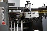 Machine feuilletante de film à chaînes thermique automatique de couteau pour le PVC de l'animal familier OPP