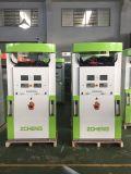 Distribuidor creativo do combustível do posto de gasolina da série da cor verde de Zcheng com ESD