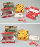 Máquina de embalagem automática da caixa dos desenhos animados da indústria HSS-80 farmacêutica