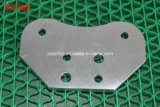 O alumínio fazendo à máquina do CNC da elevada precisão parte a peça sobresselente ISO9001
