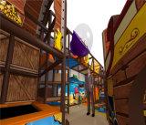 Divertimento Pirate&#160 do elogio; Equipamento interno da aptidão do campo de jogos para miúdos