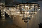 Licht van de Kroonluchter van het Kristal van de Hal van de luxe het Naar maat gemaakte (ka1213-7)