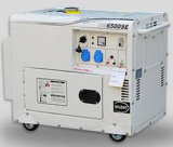 Il Ce, iso ha certificato il generatore diesel mobile silenzioso 5kVA