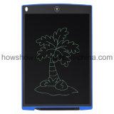Planche à dessin portative de tablette d'écriture de l'affichage à cristaux liquides 12inch pour le message de bureau