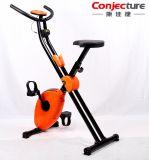 Bici magnetica pieghevole della bici di esercitazione della strumentazione di sport X